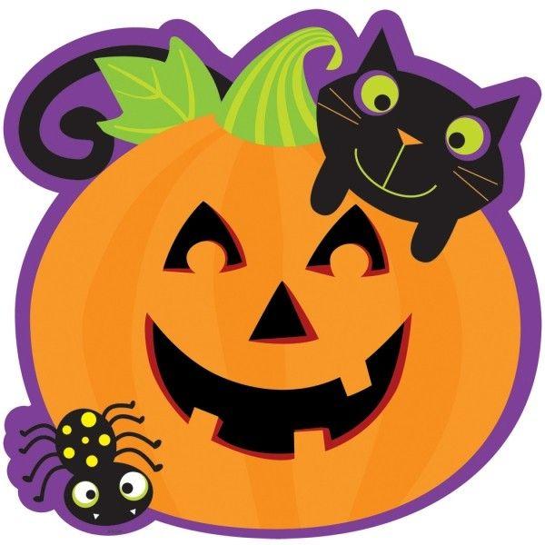 Fiesta de halloween centro de educaci n infantil bamb - Decorar calabazas para halloween infantiles ...