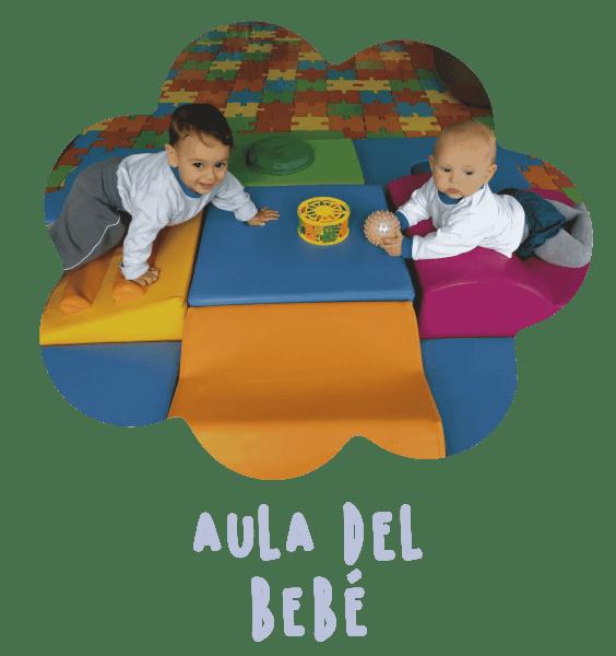 aula del bebe