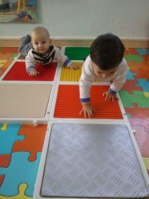Psicomotricidad Aula del Bebe