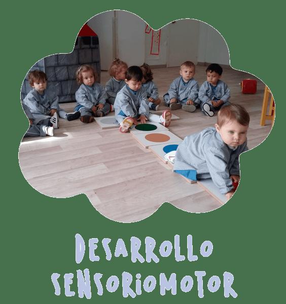 Desarrollo sensoriomotor Bambú