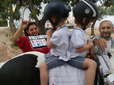 Equitacion en Bambu