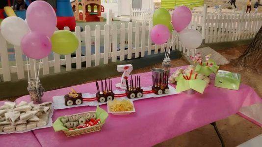 Fiestas y cumpleaños Bambu