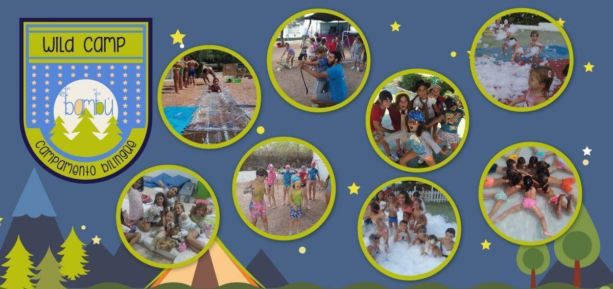 foto blog wild camp